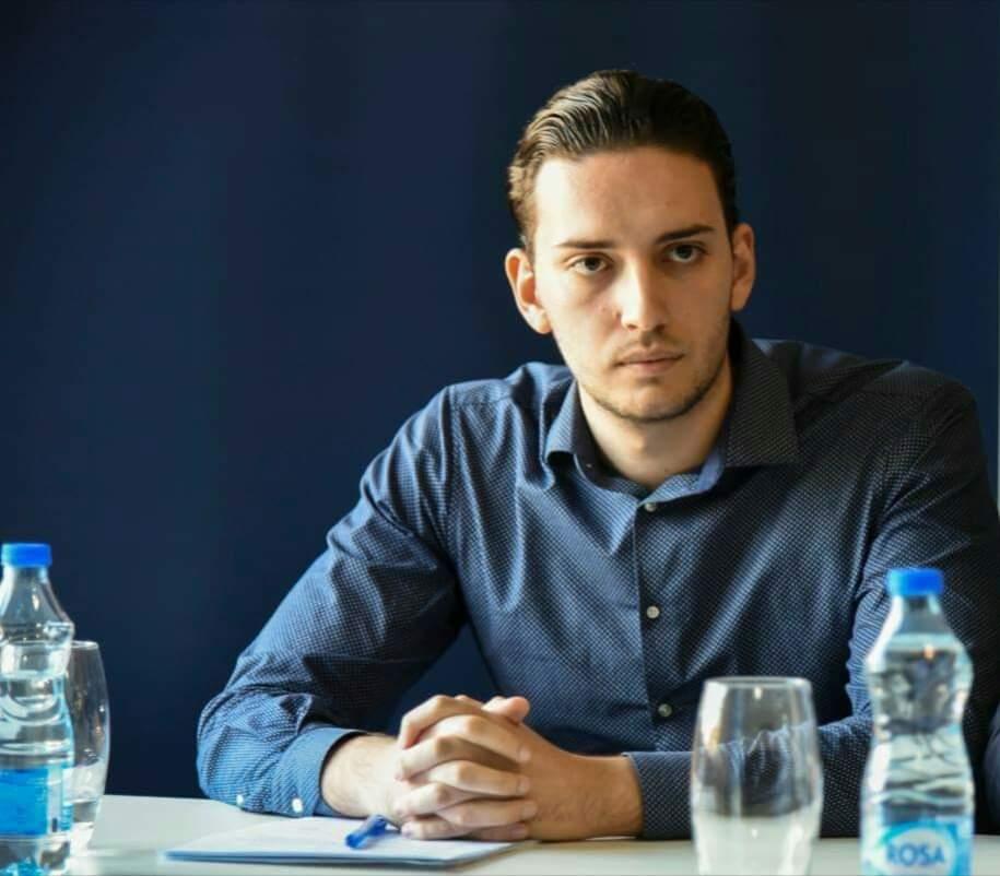 Pavle Grbović izabran za predsednika PSG-a