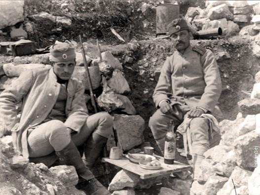VASKRS NA SOLUNSKOM FRONTU: Dan kada su Srbi i Bugari preko nišana delili veknu hleba
