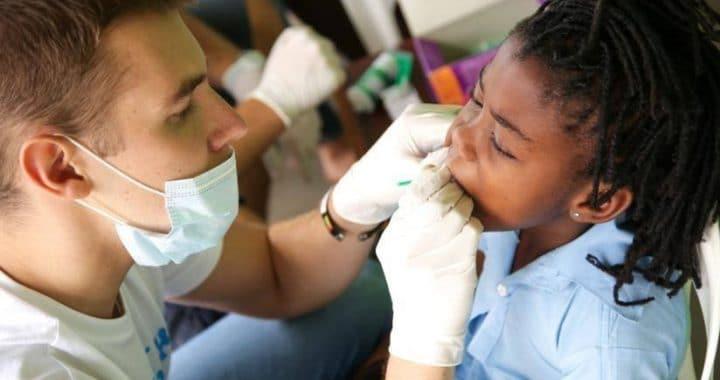Ljubomir Mićić – stomatolog OGRNUT MANTILOM HUMANOSTI