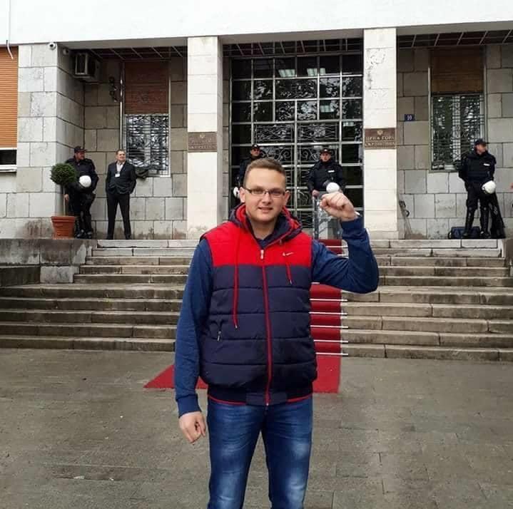 Neredi u CRNOJ GORI: Kako izgleda biti UHAPŠEN zato što si Srbin – priča Radovan Rakočević