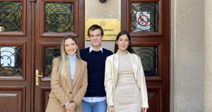 Veliki uspeh studenata Pravnog fakulteta na Legal Challenge međunarodnom takmičenju