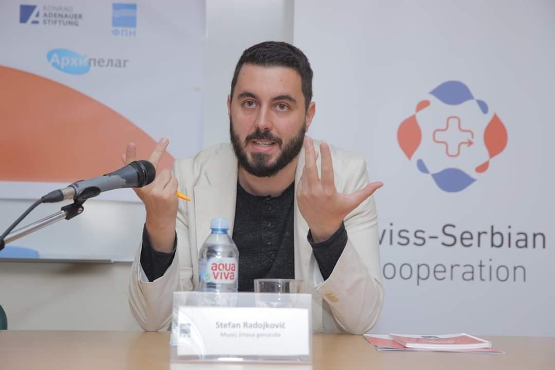Gde su koreni NDH i stradanja Srba u 20. veku – Stefan Radojković u emisiji Razgovornik