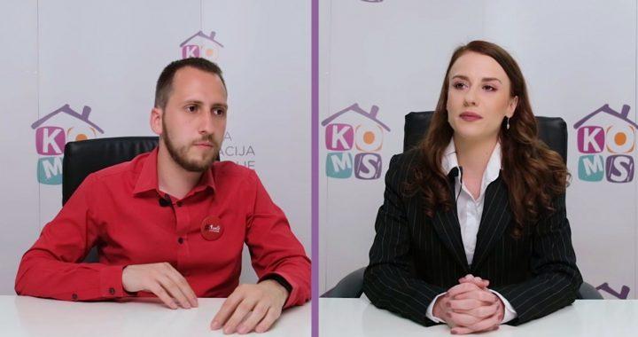 Rešenja za probleme mladih? – Moma Kovačević, 1od5miliona i Anja Bukumira, SPS (VIDEO)