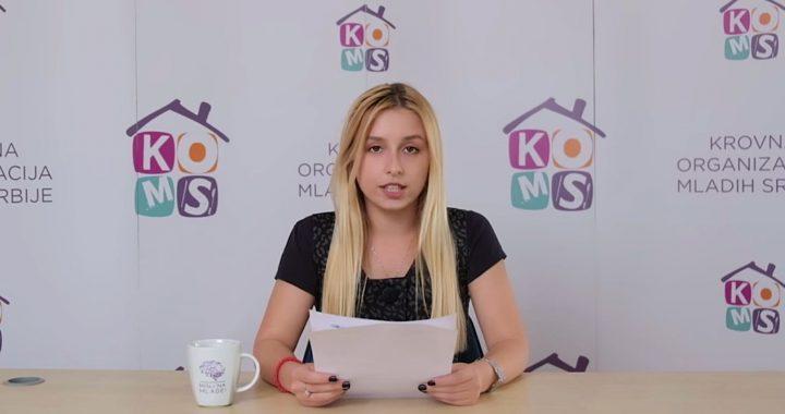 KOMS: Otvoreno pismo političkim partijama