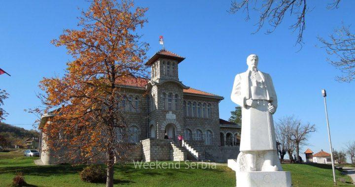 ORAŠAC – Mesto nastanka slobodne Srbije