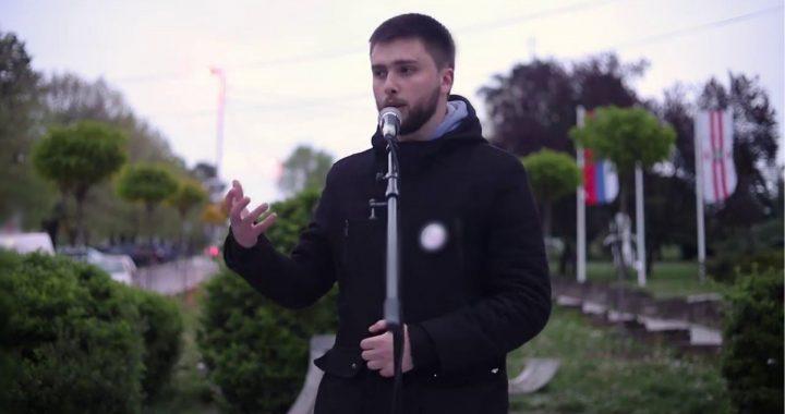 Izbori kao fingirani privid demokratije – Stefan Aksović, Dveri