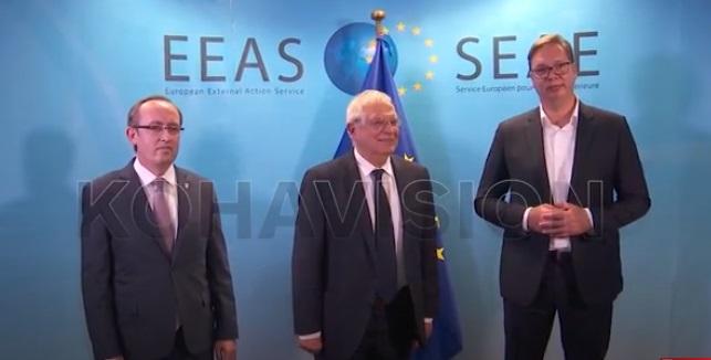 U četvrtak u Briselu sastavljaju tekst konačnog sporazuma Srbije i Kosova*