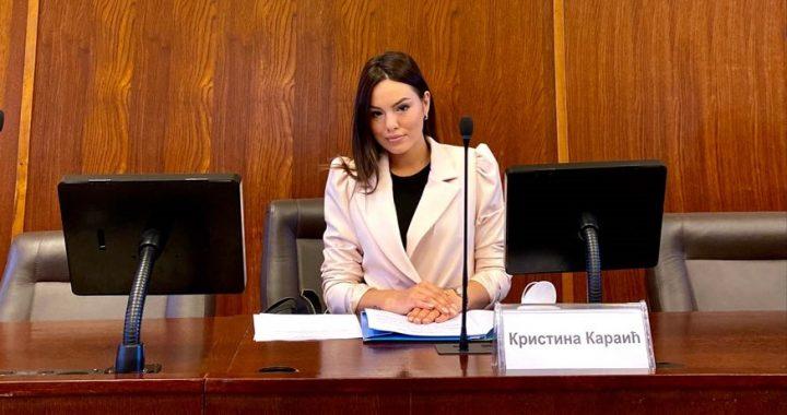 PODSTICAJ SU LJUDI OKO MENE – Kristina Karaić, odbornica u Novom Sadu