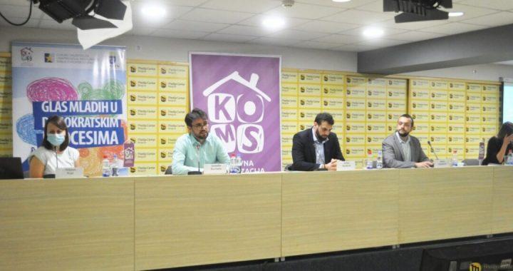KOMS: Zabrinjavajući položaj mladih u Srbiji