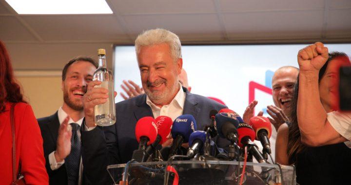 Ko je čovjek koji je pobjedio Mila Đukanović?