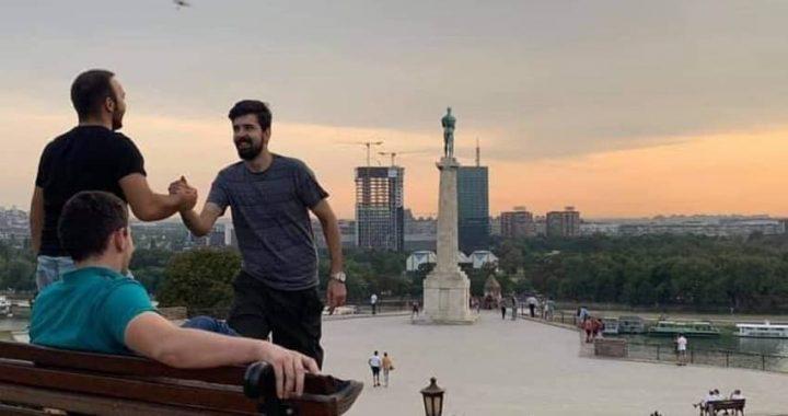 Zdravko Veselinov prepustio funkciju, Dušan Stevanović novi predsednik omladine DSS-a