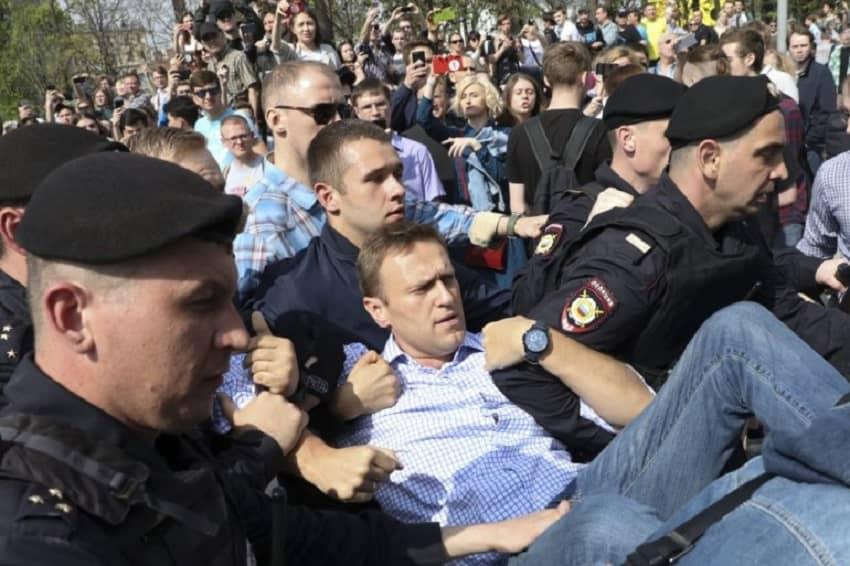 Slučaj Navaljni i tri cilja novog pritiska na Rusiju