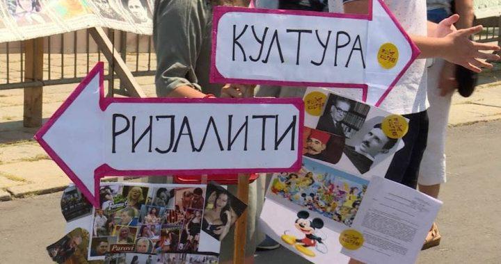 Ograničavanje rijaliti programa je VELIKA POBEDA, sledi protest studenata zbog školarina