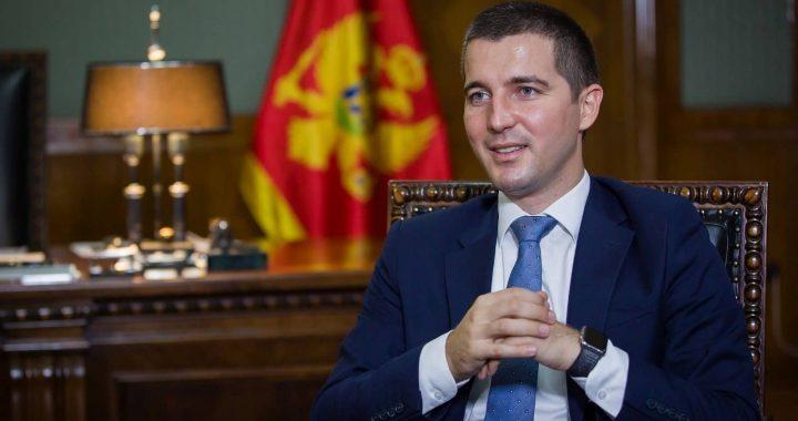 Aleksa Bečić: Prioritet nam je da uspostavimo zdrav sistem zasnovan na vladavini prava