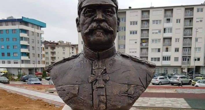 Povratak vojvode Stepe nakon 102 godine – Oslobodiocu Sarajeva bista u Istočnom Sarajevu