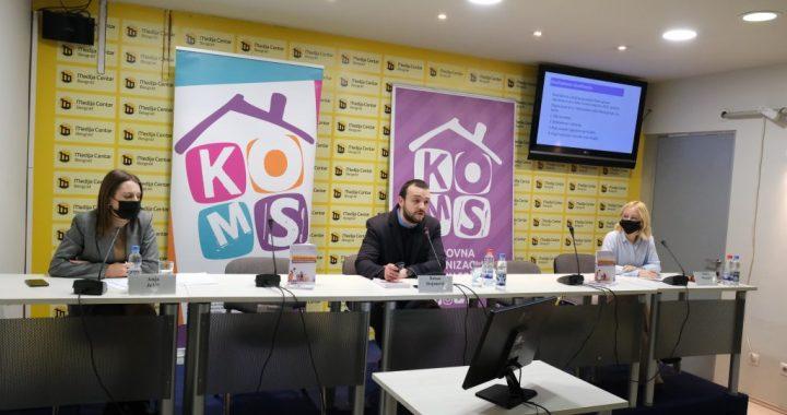Istraživanje: Život mladih u Srbiji – Uticaj KOVID-19 pandemije
