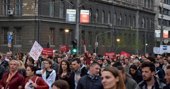 Da li zdrava levica može biti jezičak na vagi protiv Vučića?