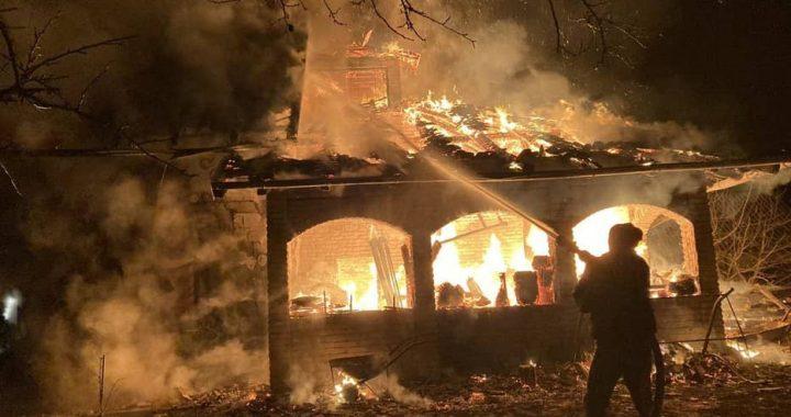 POMOZIMO: Prvo Oluja, sad požar, Dukići ponovo ostali bez krova nad glavom, ali kažu: Ima Boga i dobrih ljudi