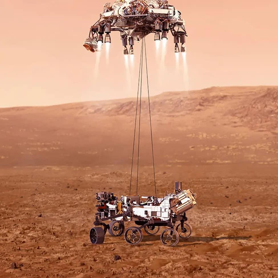 Da li ste znali da je KRATER JEZERO na MARSU nazvan po OPŠTINI IZ REPUBLIKE SRPSKE?