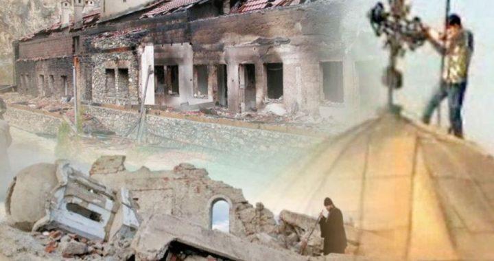 BEZUMNO NAILJE: Dan kada su na Kosovu gorele crkve i proterivani ljudi