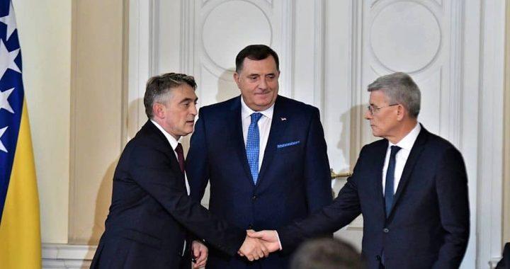 """Jesu li stvarno svi isti i šta je """"DIČ"""" koalicija u BiH?"""